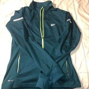 Nike Women's Running jacket Dri fit full zip